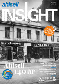 Ahlsell insight #1