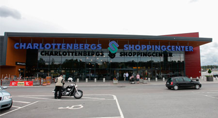 Charlottenberg Shoppingcenter