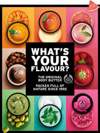 What´s your flavour?
