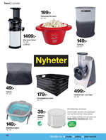 Erbjudanden från Clas Ohlson, Årets katalog!
